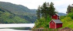 Norwegens Fjorde erleben ab/bis Bremerhaven