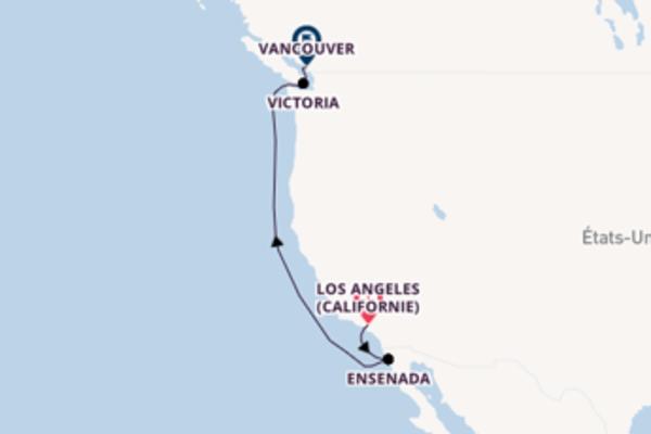 Inoubliable croisière avec Norwegian Cruise Line  pendant 6 jours