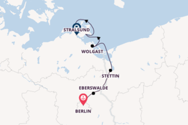 8 Tage Ostsee Kreuzfahrt