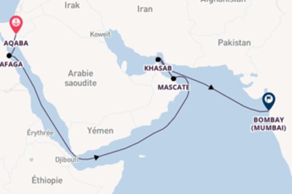 Étonnante balade de 15 jours pour découvrir Khasab