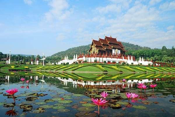 Чан Май, Вьетнам