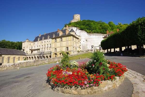 La Roche-Guyon, Frankreich
