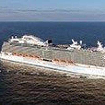 Cruise via de Canarische Eilanden de Oceaan over