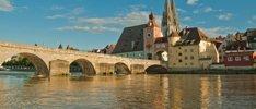 Weihnachtsmärkte auf dem Main-Donau-Kanal
