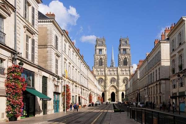 Orléans, Frankreich