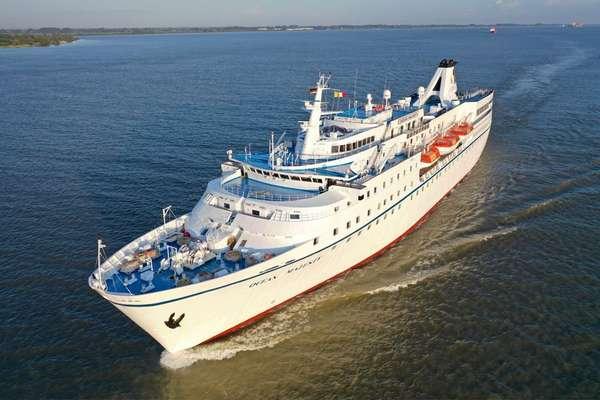 14 Tage auf der Ocean Majesty verbringen