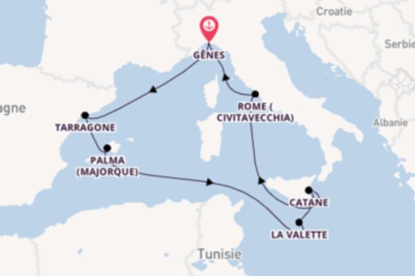 8 jours pour découvrir Palma (Majorque)