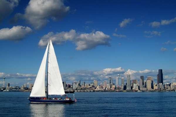 Puget Sound and San Juan Islands Cruise, Seattle Return