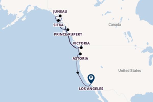 13-daagse reis naar Los Angeles