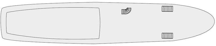MS Dalmatia Deck 4 Sonnendeck