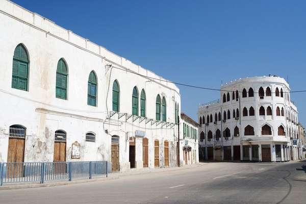 Массауа, Эритрея