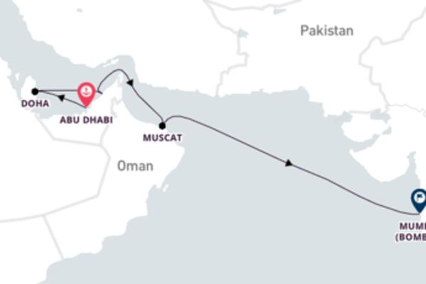 Discover Iconic Mumbai from Abu Dhabi
