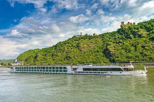 Romantischer Rhein von Köln ins Elsass