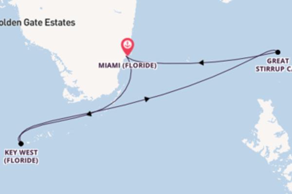 Belle croisière de 4 jours avec Norwegian Cruise Line
