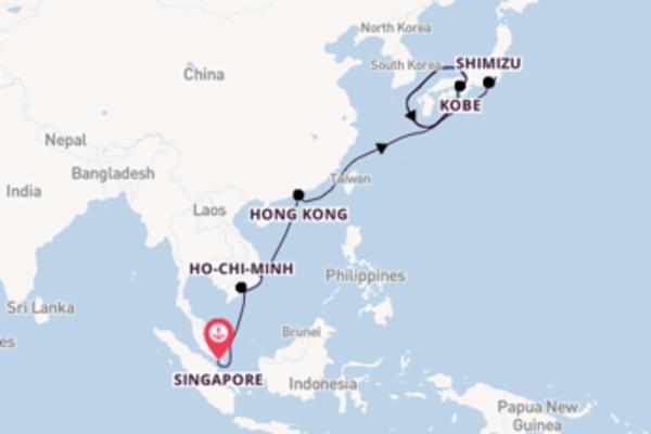 Scopri Nha Trang partendo da Singapore