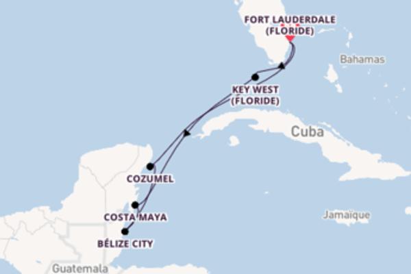 Inoubliable balade pour découvrir Key West (Floride)