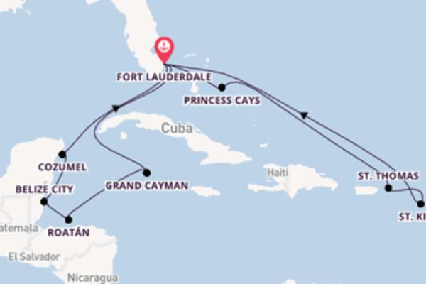 Lasciati affascinare da Fort Lauderdale e Fort Lauderdale
