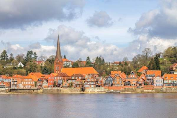 Lauenburg/Elbe, Duitsland