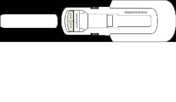 MS Fram Deck 8