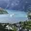 Извилистые берега Норвегии