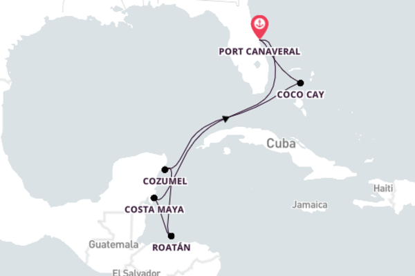 Historic Cozumel 8-Day Sail
