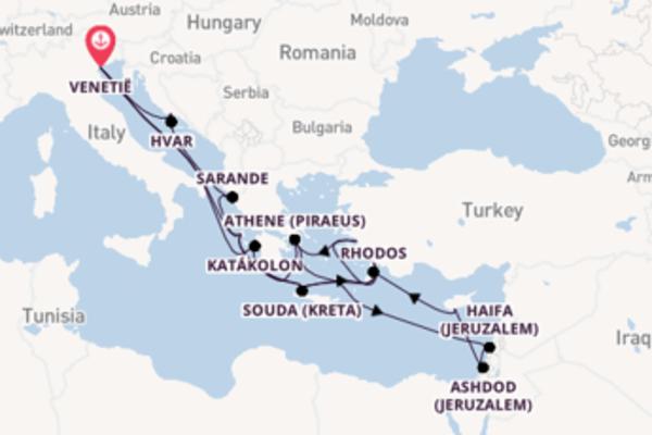 Ervaar het spectaculaire Argostoli