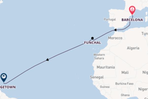 Ervaar het ongekende Funchal