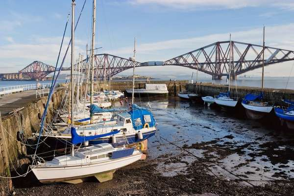 South Queensferry (Ecosse), Royaume-Uni