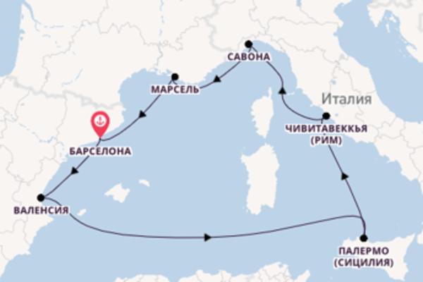 Чарующее путешествие на Costa Smeralda