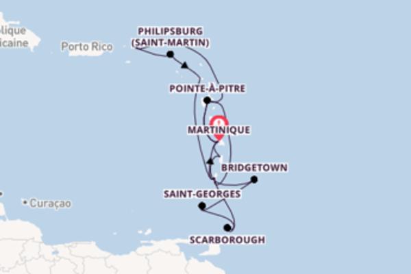 Superbe croisière de 16 jours avec Costa Croisières