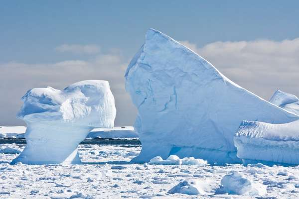 Passagem Drake, Antártida
