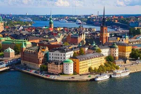 8 jours pour découvrir Helsinki à bord du beateau Marina