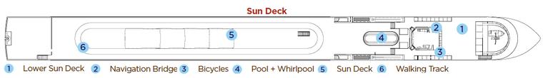 APT AmaCerto Sun Deck