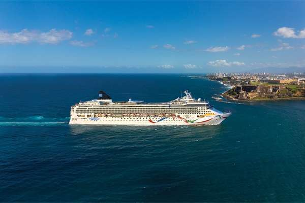 16 day voyage from Civitavecchia (Rome)