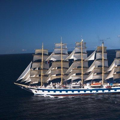 Caribische cruise vanaf Sint Maarten