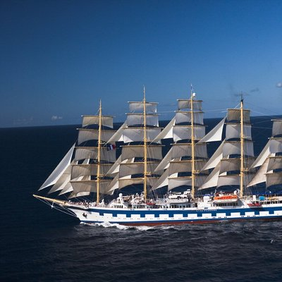 Prachtige cruise van Rome naar Athene