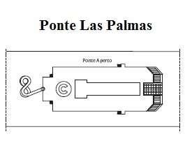 Costa Fortuna Ponte 14 Las Palmas