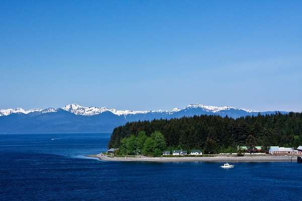 Icy Strait Point (Alaska), Etats-Unis