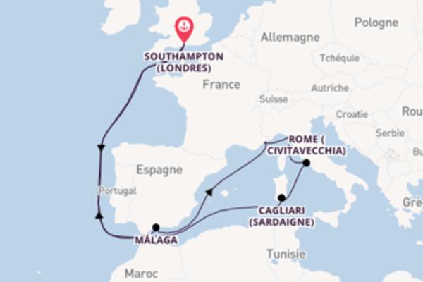 Inoubliable balade de 14 jours pour découvrir Villefranche-sur-Mer