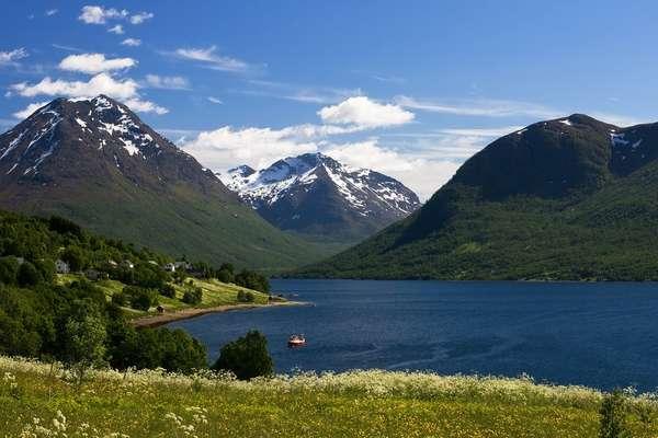 Andørja, Norwegen