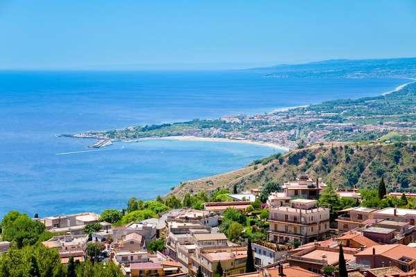 Naxos, Sizilien