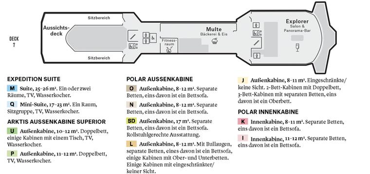Ms Nordkapp Kreuzfahrtschiff Ms Nordkapp Deckplan Bilder