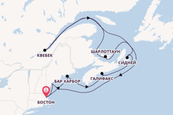 Захватывающий вояж с Celebrity Cruises
