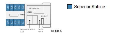 MS Akademik Ioffe Deck 6