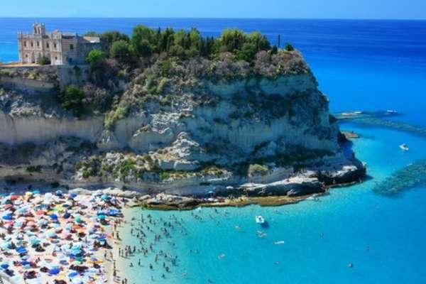 Tropea, Italië