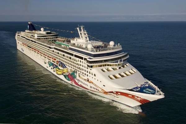 15 dias curtindo a bordo do Norwegian Jewel