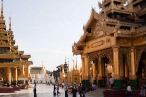 Kanee, Myanmar
