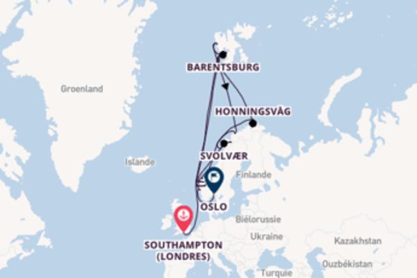 Croisière de 19 jours depuis Southampton avec Azamara Club Cruises
