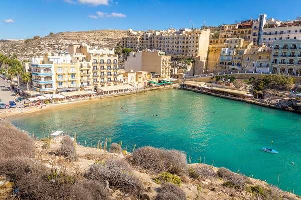 Xlendi (Gozo), Malta