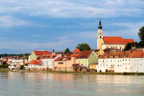Von Passau über Bratislava in 8 Tagen